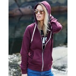 Urban Zip Hoodie Lady