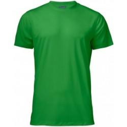 T-shirt funkcyjny zielony