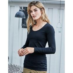 Fashion Stretch długi rękaw