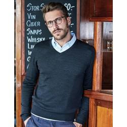 Sweter V-neck